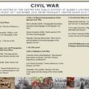 civil war symposium
