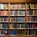 Books inside the History Faculty Library