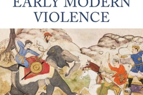 book cover gh of early modern violence