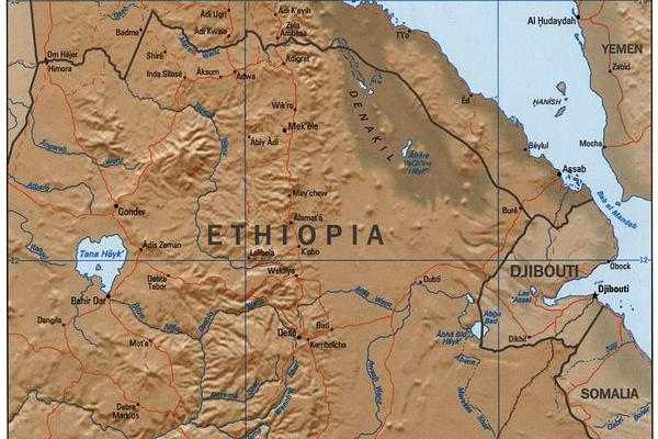 eritrea and northern ethiopia