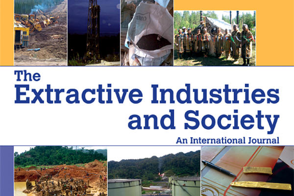 extractive inds