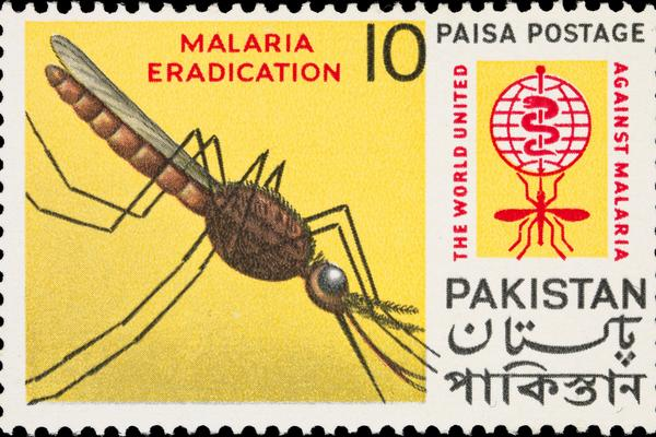 malaria eradication the world united against malaria 10 paisa postage pakistan credit wellcome collection attribution 4 0 international cc by 4 0 i