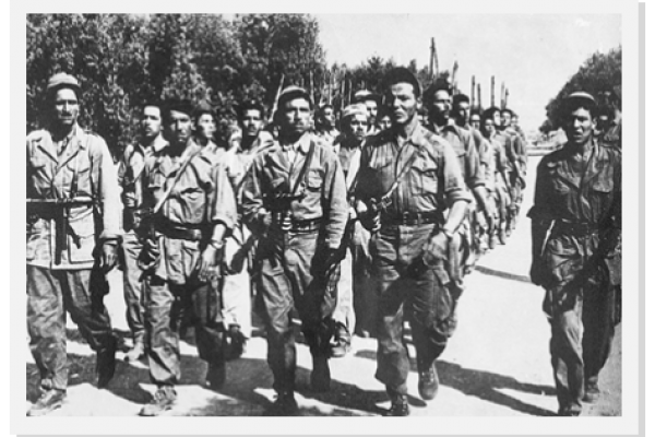 Algerian War of Independence