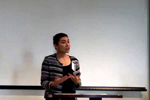 Professor Erica Charters