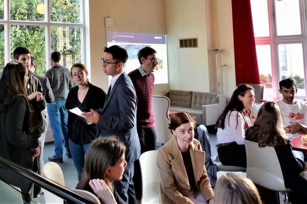 Student and ECR workshop