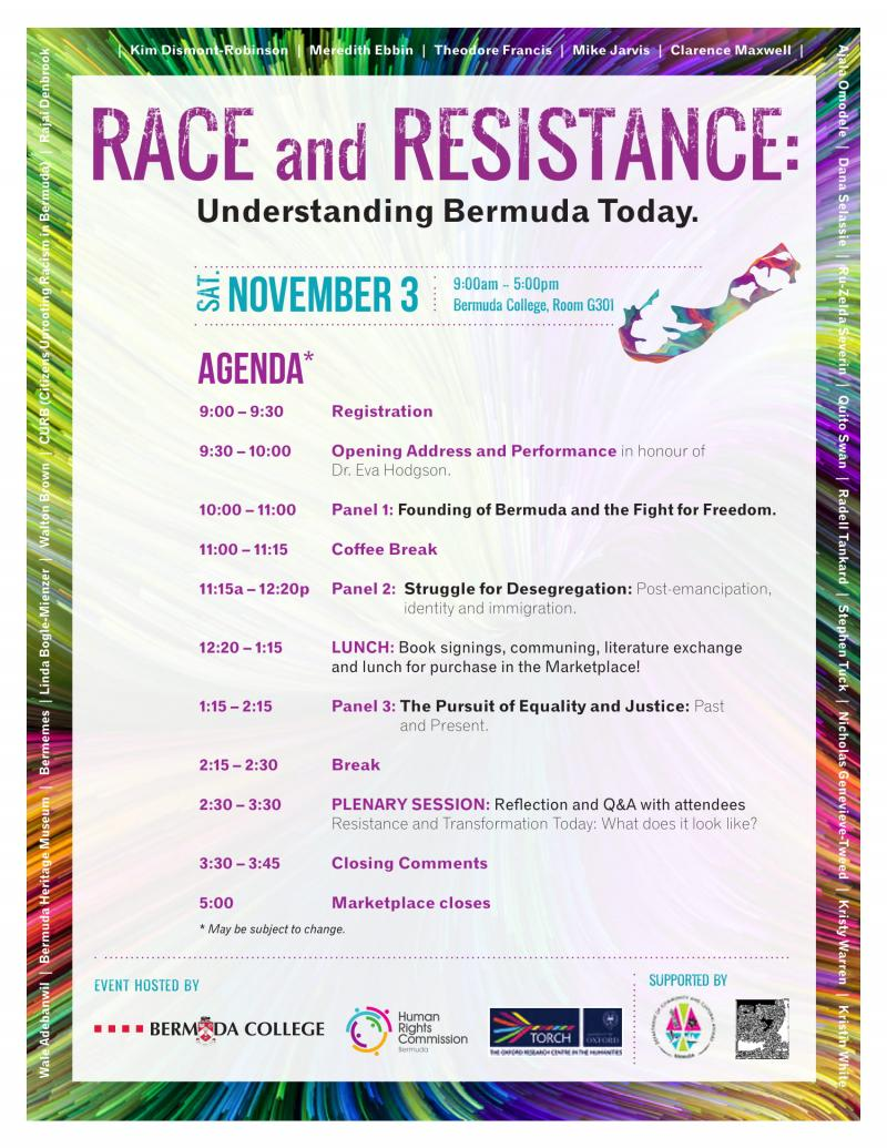 race and resistance agenda final 1