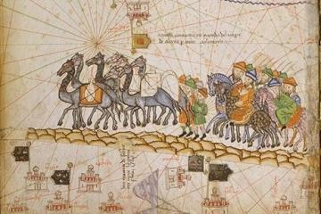 Caravan on the Silk Road