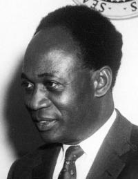 kwame nkrumah 1961 03 08